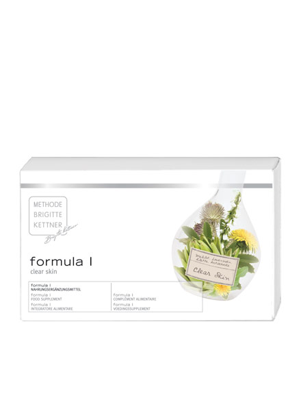 formula I - clear skin
