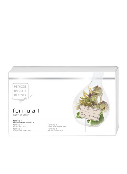 formula II - body contour